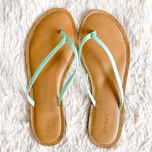 Faux-Leather Sandals for Women
